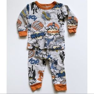 3/$20 baby gap pajama set